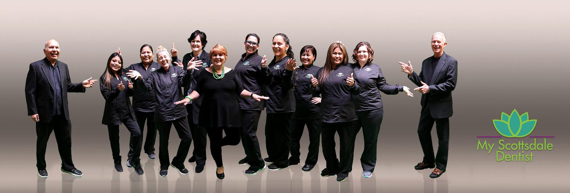My Scottsdale Dentist Team